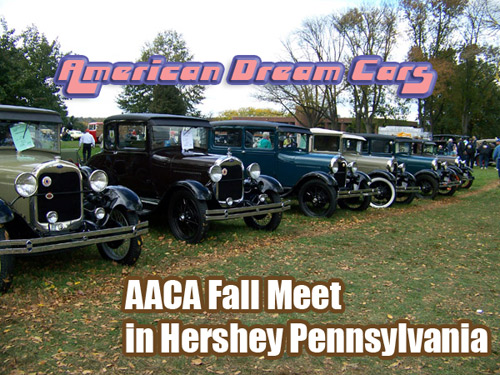 AACA Fall Meet