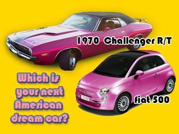 Next Dream Car?