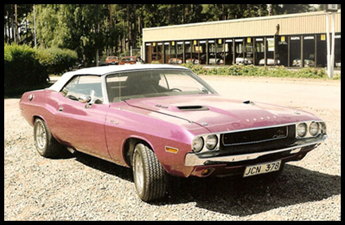 1970 Dodge Hemi Challenger