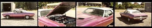 1970 Dodge Hemi Challenger